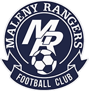 Maleny Rangers Football Club Logo